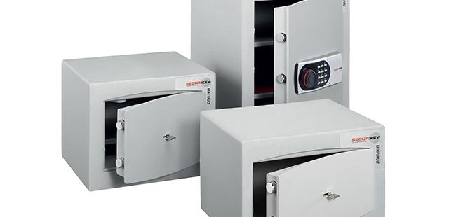 Security Cabinets & Safes