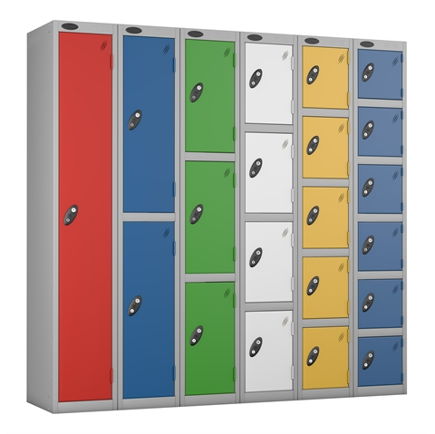 Lockers By Use