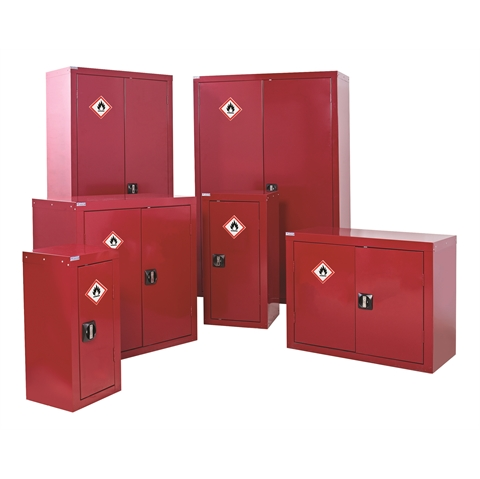 Flammable Liquids Storage Cupboards
