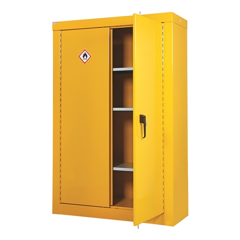Heavy Duty Hazardous Storage Cupboards