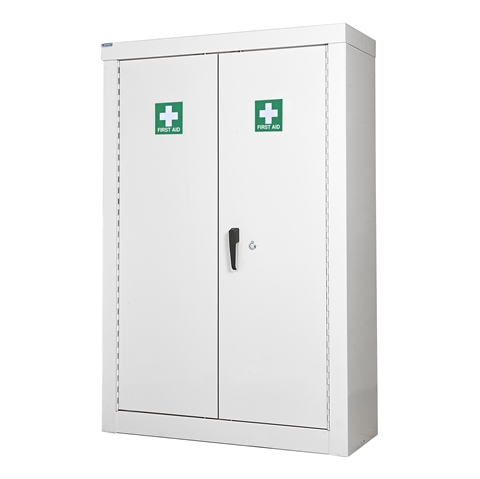 Heavy Duty First Aid Storage Cupboards