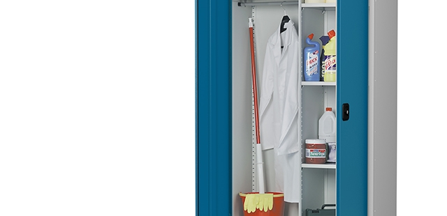 Janitor Cupboards