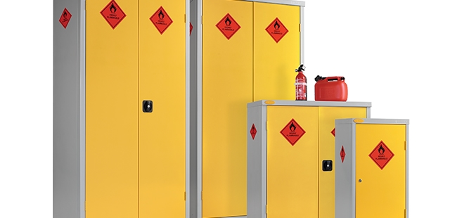 Hazardous Storage Cupboards